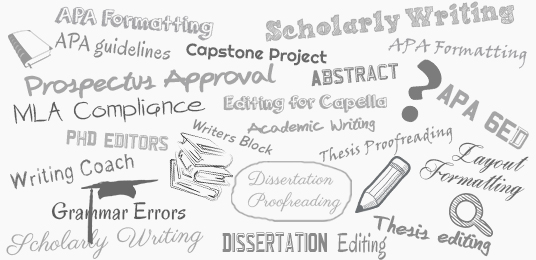 categorizing in dissertation